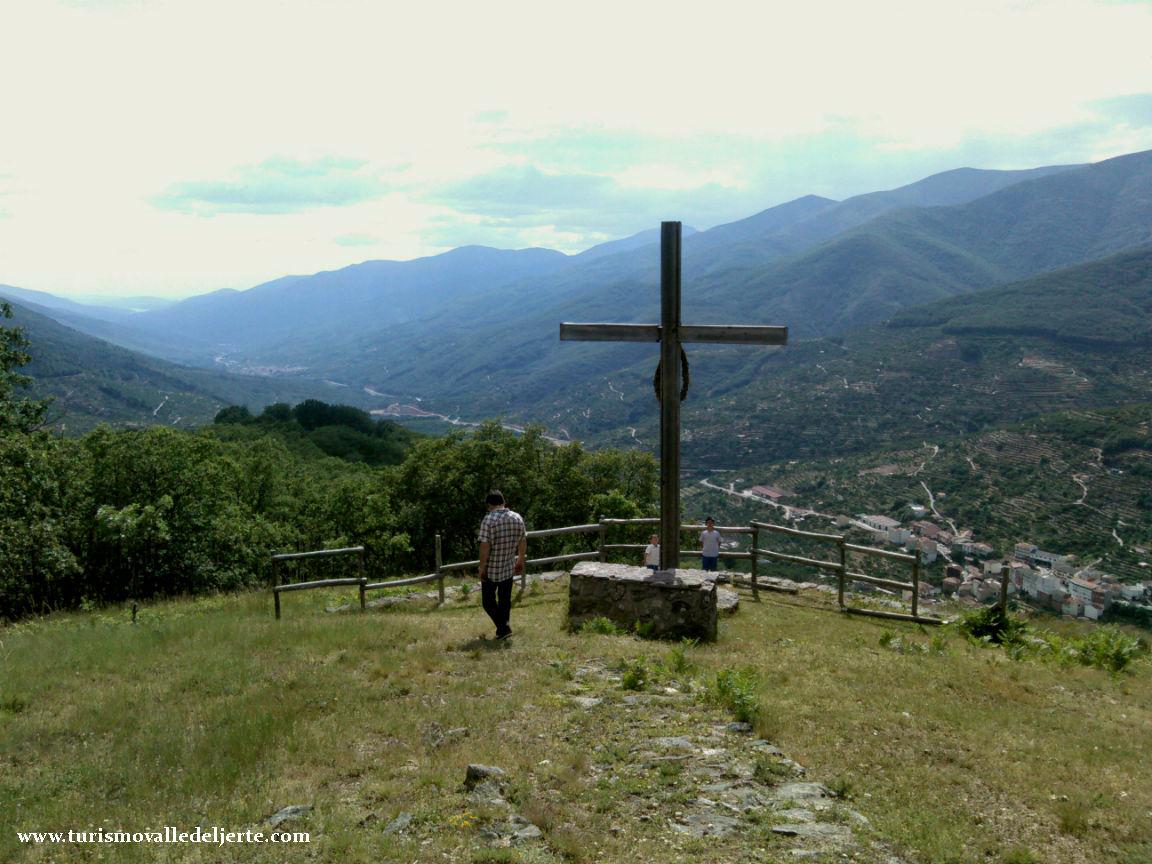 Mirador de la Cruz. Valle del Jerte
