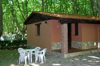 Bungalows Camping Valle del Jerte.