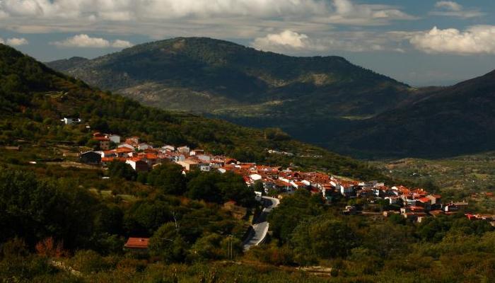 Casas del Castañar