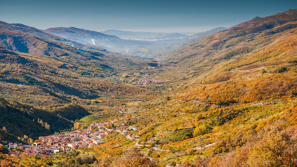 Panorámicas del Valle