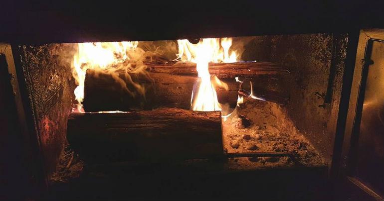Al calor del hogar